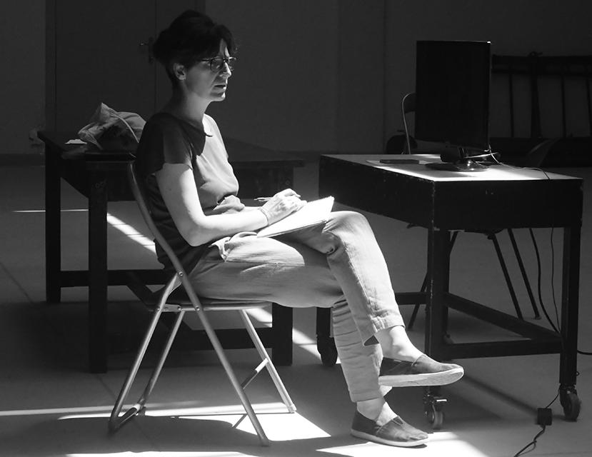 Carla Calparsoro - Actriz, formadora y coach de actores y actrices